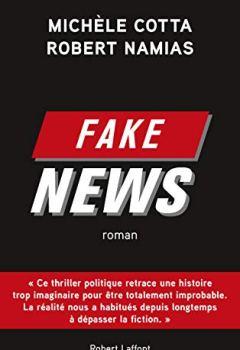 Livres Couvertures de Fake News
