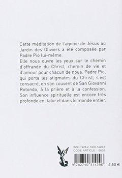 Livres Couvertures de L'agonie de Jésus au Jardin des Oliviers