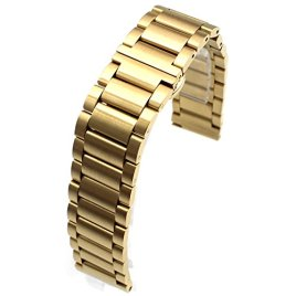 MOTONG-22mm-Stainless-Steel-Watch-Band-For-MOTO-360-2nd-Gen46mmCome-with-Clasps