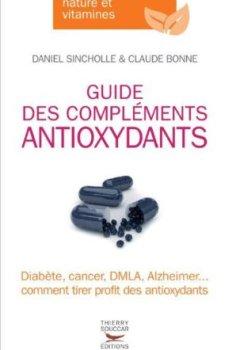 Livres Couvertures de Guide des compléments antioxydants