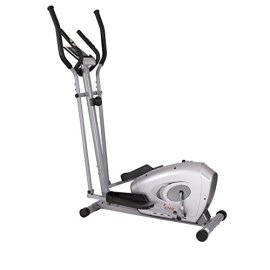 Sunny-Health-Fitness-SF-E3607-Magnetic-Elliptical-Trainer-Grey