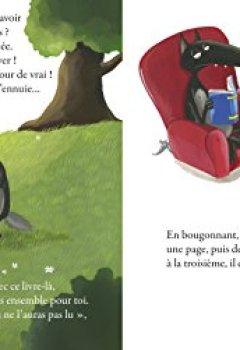 Livres Couvertures de Le Loup qui n'aimait pas lire (petit format)