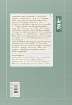 Livres Couvertures de Déshydrater les aliments: Techniques et recettes