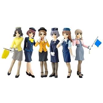 バスむすめ バスガイド制服コレクション vol.1 (BOX)