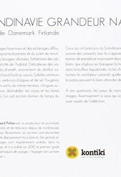 Livres Couvertures de SCANDINAVIE GRANDEUR NATURE