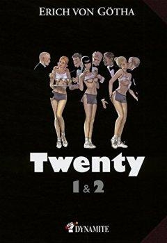 Livres Couvertures de Twenty - tomes 1 & 2 -