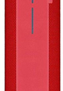 Livres Couvertures de Ultimate Ears BOOM 2 Enceinte sans fil/Enceinte Bluetooth (Waterproof et Antichoc) - Rose/Rouge
