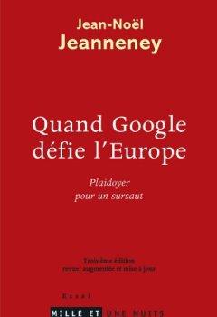 Livres Couvertures de Quand Google défie l'Europe