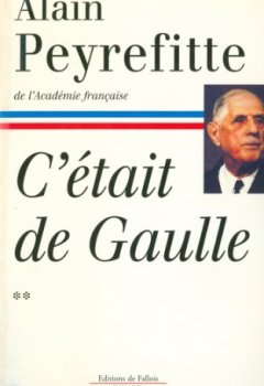 Livres Couvertures de C'était de Gaulle - Tome II