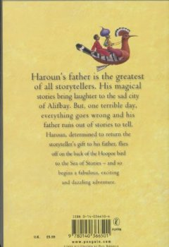 Livres Couvertures de Haroun and the Sea of Stories