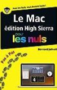 Le Mac édition High Sierra pour les Nuls Pas à Pas