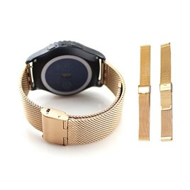 Dokpav-Gear-S2-Smart-Watch-Band-Quick-Release-Watch-Band-Strap-Stainless-Steel-Watch-Band-for-Gear-S2-Smart-Watch-Classic-Buckle-Wrist-Watch-Strap