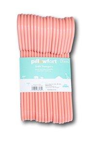 Pillowfort-Peach-Kids-Hangers-for-Children-18-Pack