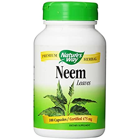 Neem Leaves have been carefully screened for potency, purity and quality. Neem is traditionally used as a purifier and cleanser. Neem has undergone many clinical studies in India and provides a long list of benefits in the Ayurvedic tradition. Neem p...