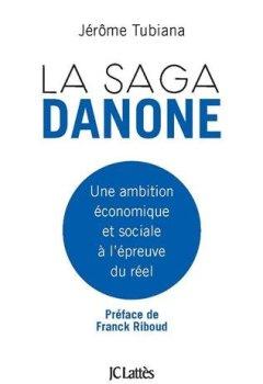Livres Couvertures de La saga Danone