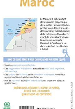 Livres Couvertures de Guide du Routard Maroc 2019
