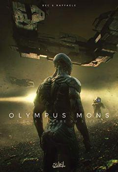 Livres Couvertures de Olympus Mons 05 - Dans l'Ombre du soleil