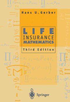 Livres Couvertures de Life Insurance Mathematics