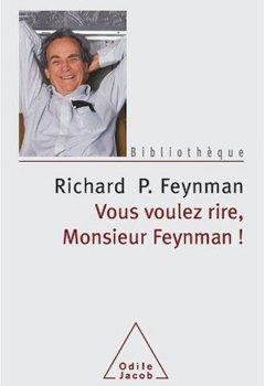 Livres Couvertures de Vous voulez rire, Monsieur Feynman !