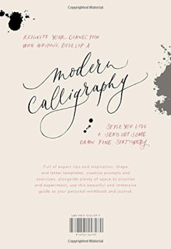Livres Couvertures de Nib + Ink: The New Art of Modern Calligraphy