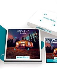 Livres Couvertures de SMARTBOX - Coffret Cadeau - WEEK-END INSOLITE - 755 séjours : cabanes, yourtes, roulottes, tipis, châteaux, maisons d'hôtes