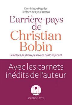 Livres Couvertures de L'arrière-pays de Christian Bobin