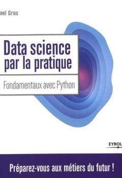 Livres Couvertures de Data science par la pratique