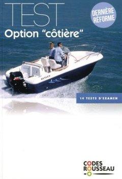 Livres Couvertures de Code Rousseau test option côtière 2018