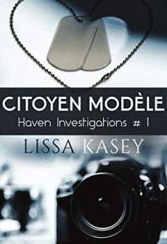 Livres Couvertures de Citoyen modèle: Haven Investigations #1