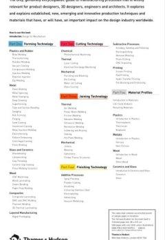 Livres Couvertures de Manufacturing Processes for Design Professionals