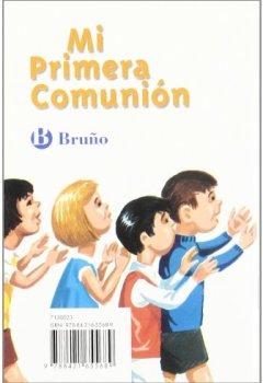 Portada del libro deCatecismo Mi Primera Comunión (Castellano - Material Complementario - Catecismo Mi Primera Comunión) - 9788421655689