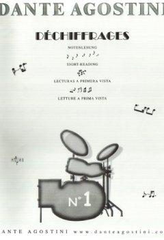 Livres Couvertures de Préparation au déchiffrage volume 1