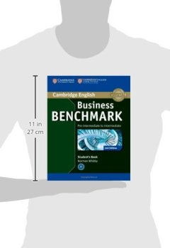 Livres Couvertures de Business Benchmark Pre-intermediate to Intermediate BULATS Student's Book-
