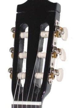 Livres Couvertures de Yamaha - C40BL//02 - Guitare Classique - Noir