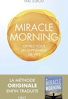 Livres Couvertures de Miracle Morning
