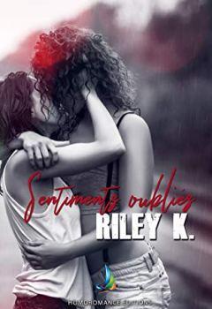 Livres Couvertures de Sentiments oubliés | Romance lesbienne