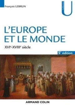 Livres Couvertures de L'Europe et le monde - 5e éd.