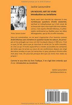 Livres Couvertures de Un Nouvel Art de Vivre: Introduction au jovialisme