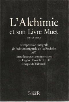Livres Couvertures de L'alchimie et son livre muet