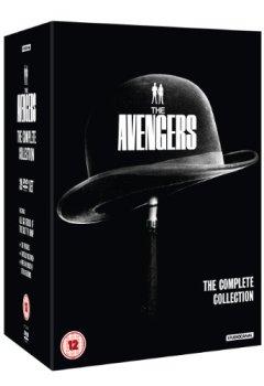 Livres Couvertures de The Avengers Complete Collection (Slipcase + Amaray) [Import anglais]
