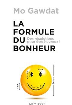 Livres Couvertures de La Formule du bonheur