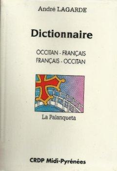 Livres Couvertures de Dictionnaire occitan-français, français-occitan