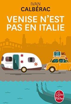 Livres Couvertures de Venise n'est pas en Italie