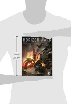 Livres Couvertures de Horizon Wars