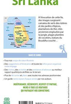 Livres Couvertures de Guide du Routard Sri Lanka 2019
