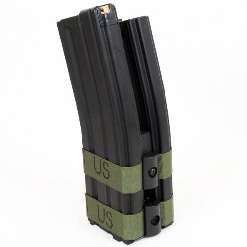 多弾装マガジン (マルイM16/M4用、電動巻取り) 1200連