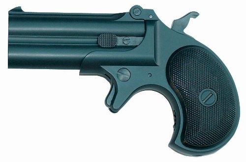 ガスガン デリンジャー バリュースペック 6mmBB ブラックABSモデル (18歳以上)