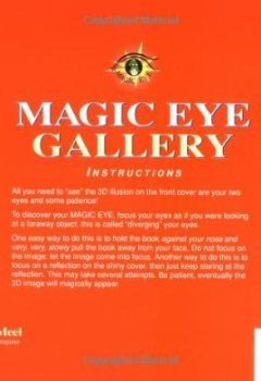 Livres Couvertures de Magic Eye Gallery: A Showing of 88 Images