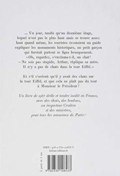 Livres Couvertures de Les chats de la tour Eiffel