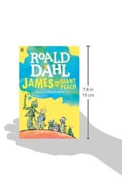 Livres Couvertures de James and the Giant Peach